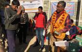 World Freight International Work Generously with Nepalese School