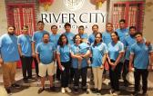 Crown Logistics Celebrate Achieving Sales Targets