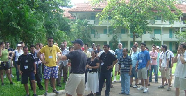 2007 Annual Meeting: Thailand