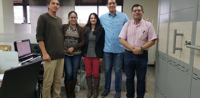 ABM Logistics Visit L&L International in Colombia