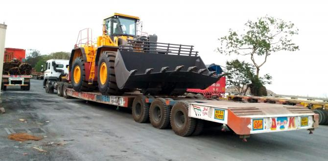 Green Channel Forwarders with Delivery of 2 Wheel Loaders
