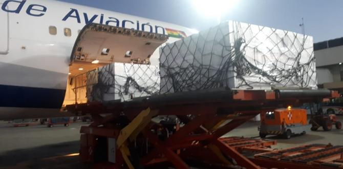H & M Air Cargo Handles Another Delicate Shipment of Veterinary Vaccines