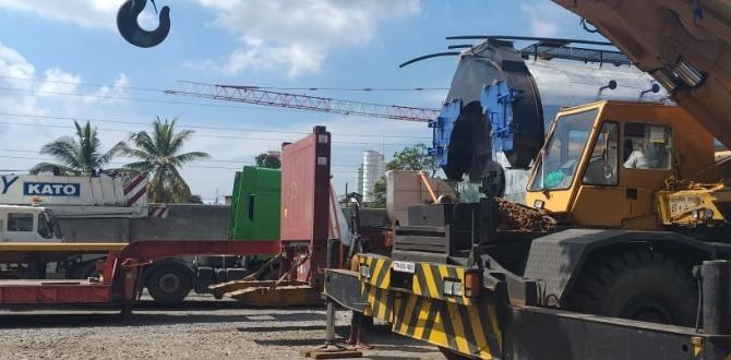 McCallum Cargo Delivers 2 Huge Boilers in Sri Lanka