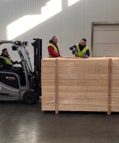 McCallum Cargo Works with Several UFO Members for Airfreight Shipments