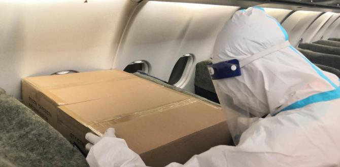 Plaza Forwarding Handles 2 Charter Flights Filled with Medical Aid