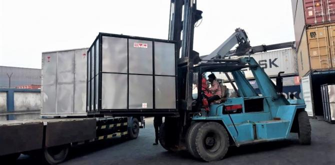 Green Channel India Report Shipment for Electronica Hitech