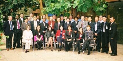 2003 Annual Meeting: UK