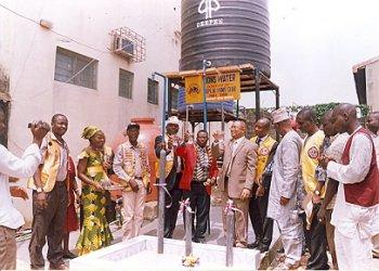 Over $1500 donated for a Bore Hole at Lagos General Hospital