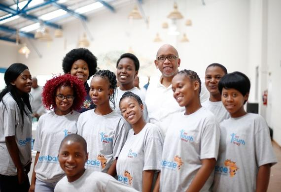 Botswana Event to Raise Funds for Sentebale, in Support of Young People Affected by HIV