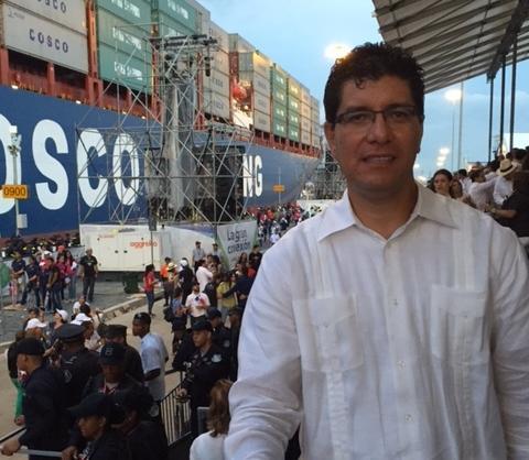 Member Interview: Alberto Burgos of ABM Logistics, Panama