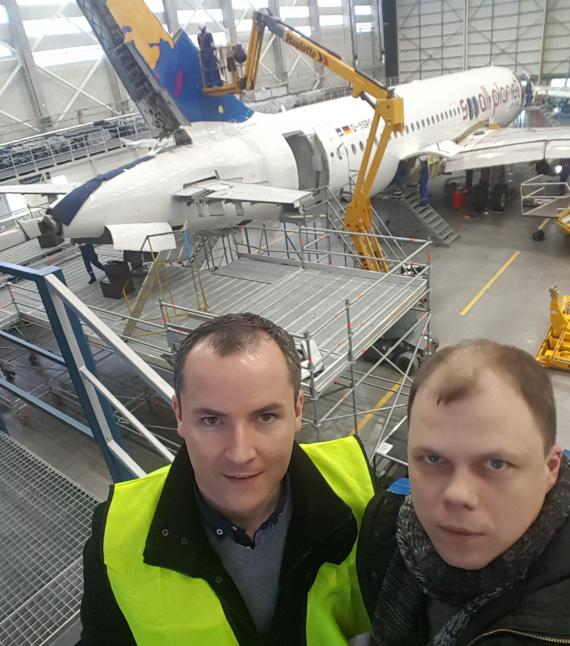 Eastway & Litgina Working Together on Complicated Aerospace Project