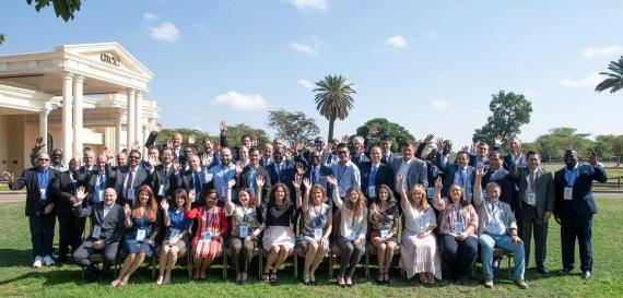 Our Exciting 18th Annual Network Meeting in Botswana!