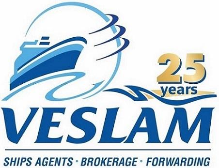 25 Years of  Veslam Shipping and Manning!