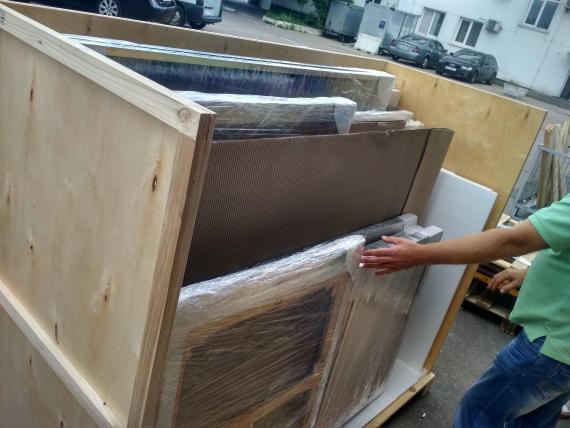 Kiy Avia Cargo Move Batch of Paintings from Ukraine to Singapore