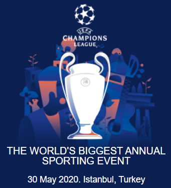Volantis Logistics are Offering Champions League Final Tickets!