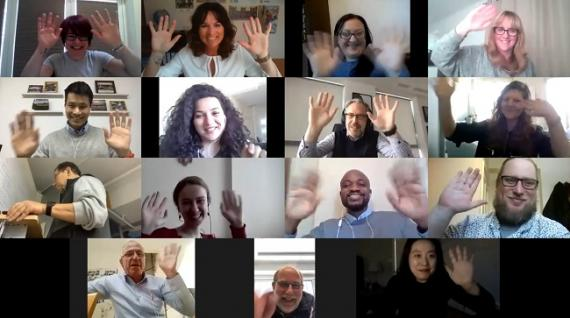 UFO Members First Virtual Gathering Takes Place