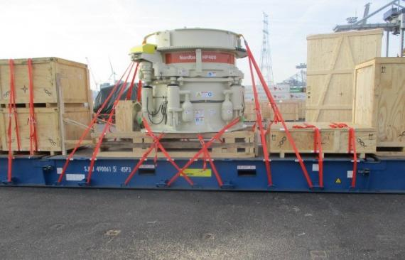 Spark Global Logistics Delivers Mining Equipment to the Pilbara