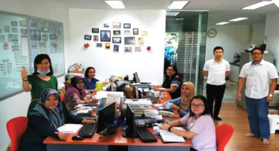 A Fast Response & Full Commitment from CARGO4U in Malaysia