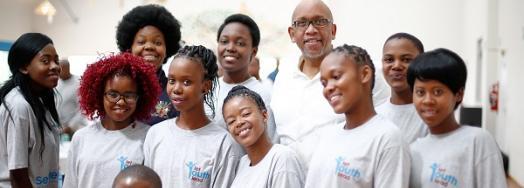 Botswana Event raises $1300 for Sentebale